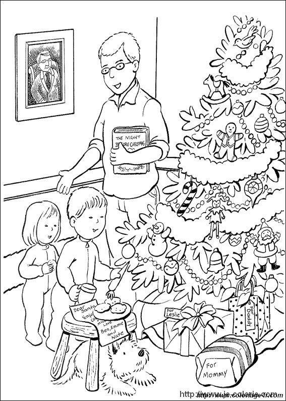 Coloriages Noël