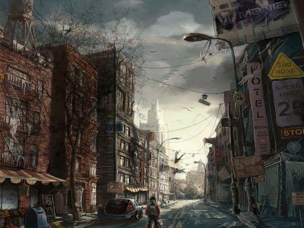decor apocalyptique