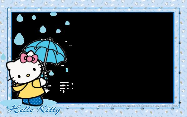 Cadres Hello Kitty