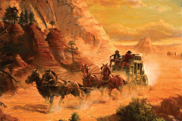 Western cowboys wallpaper - photo#39