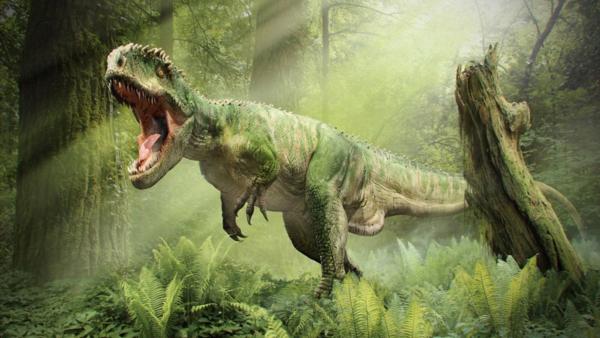 Peintures Dinosaures