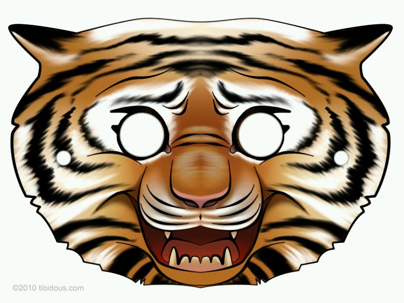 Entrez dans l 39 univers de tatakiki page 64 - Photo de tigre a imprimer ...