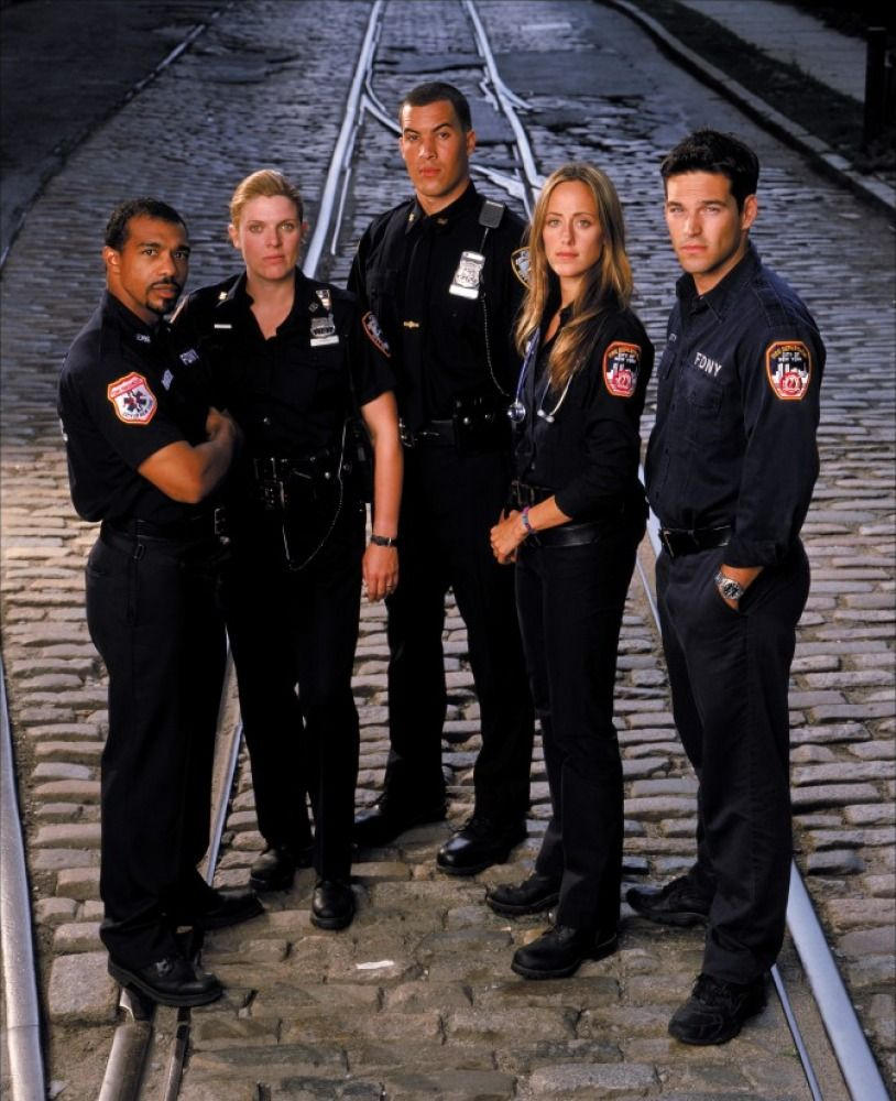 Serie New York 911 Page 3