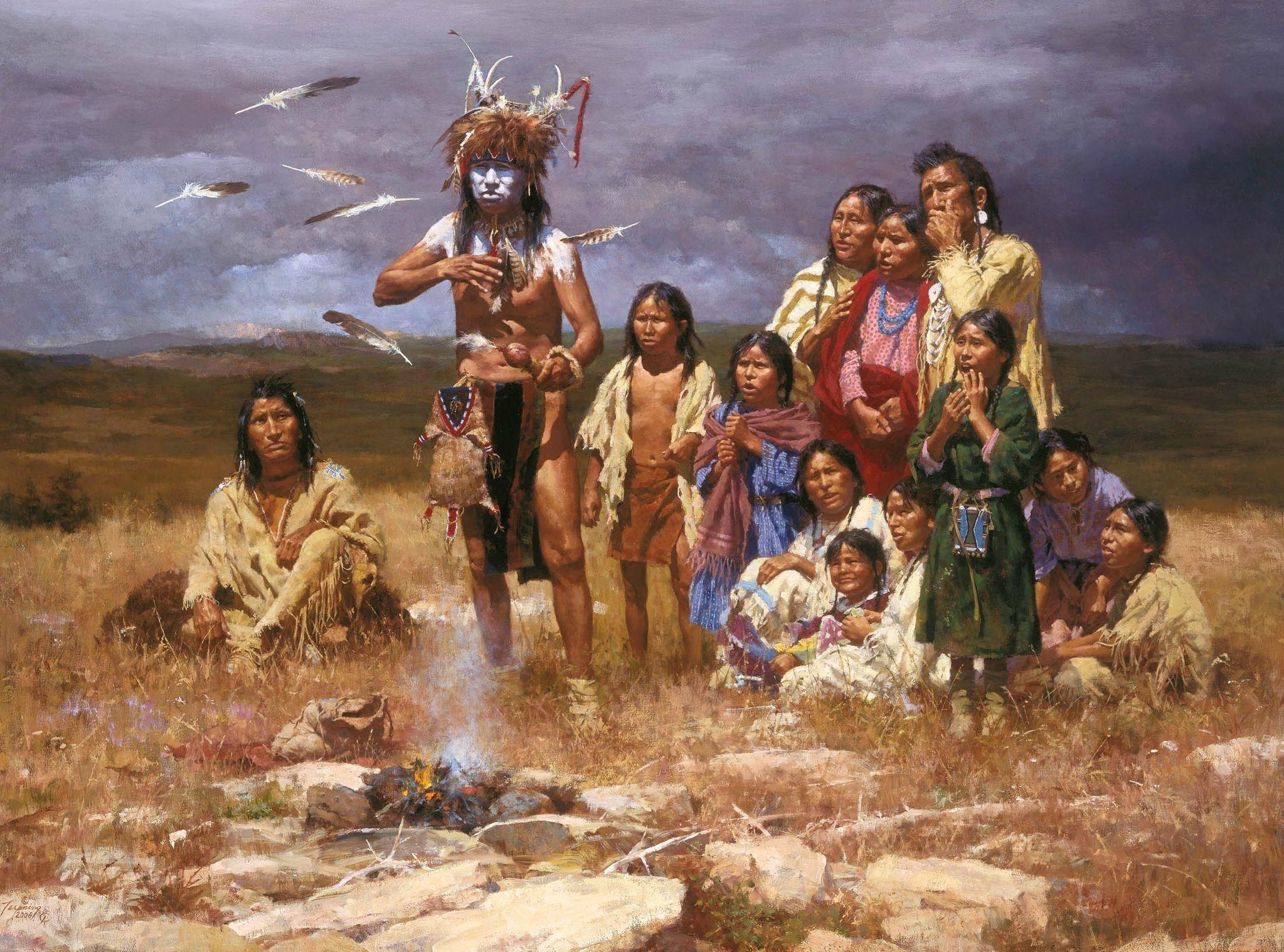 native american indians and alternative medicine