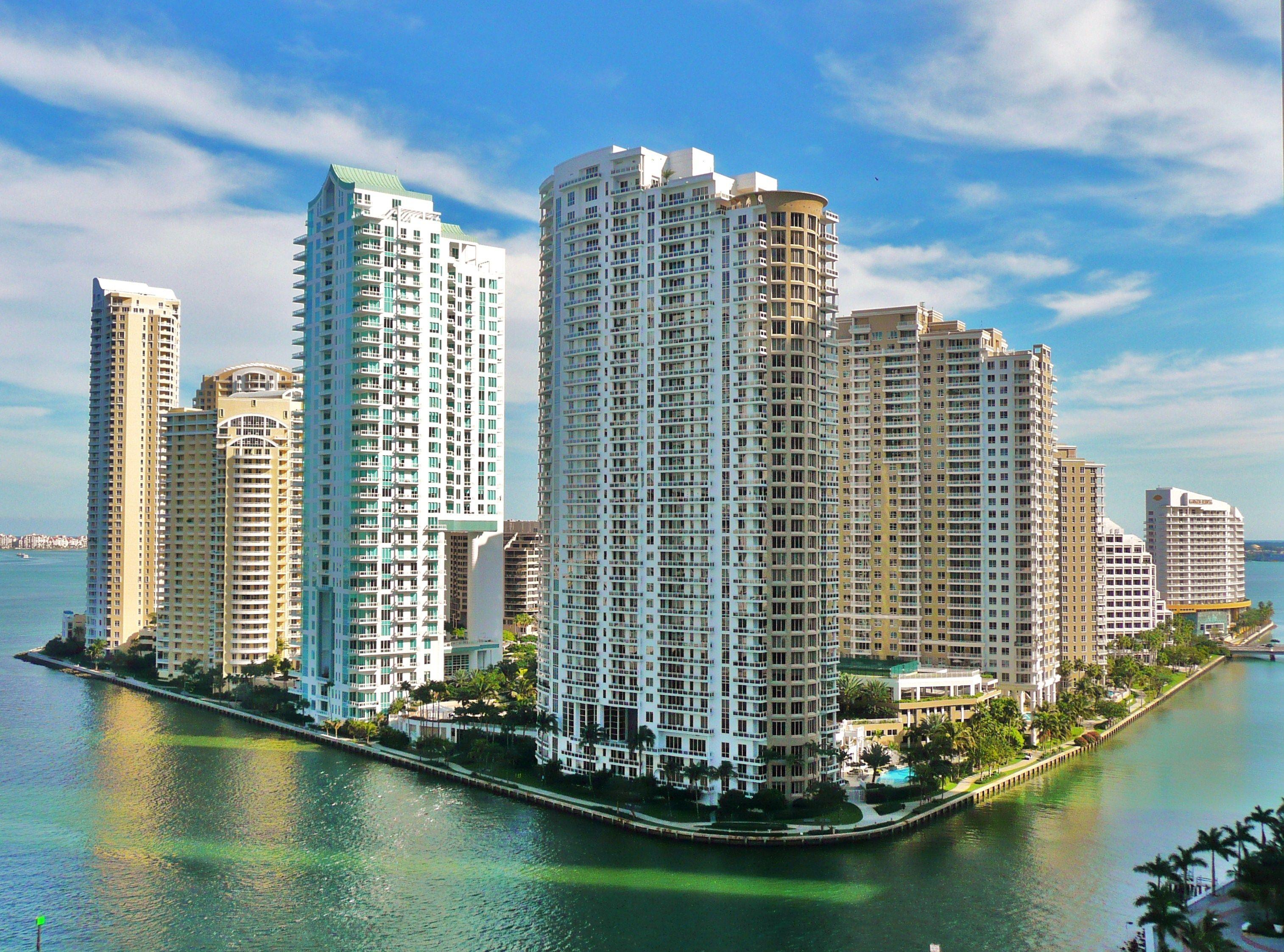 Fonds Ecran Miami Floride