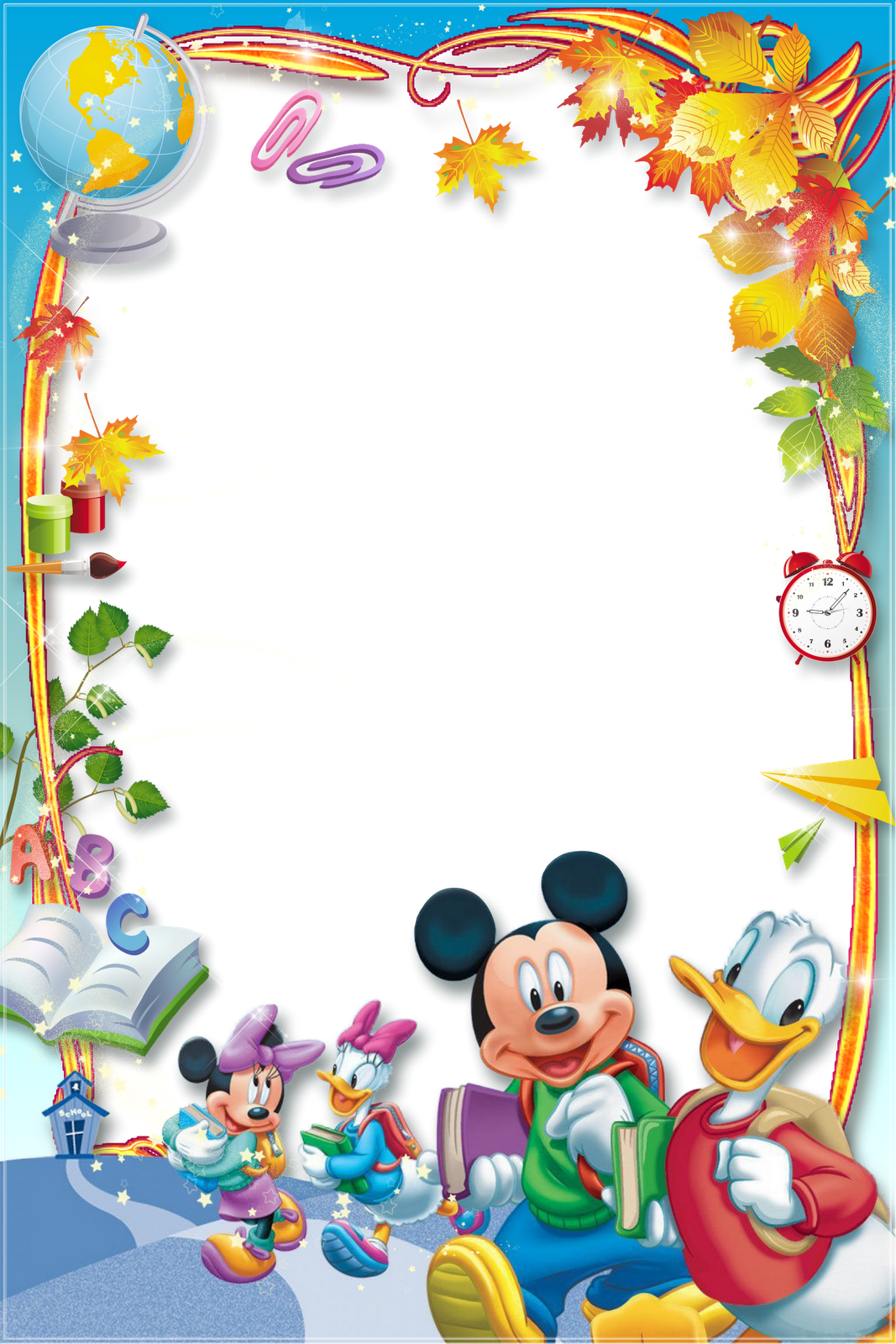 cadres mickey et compagnie