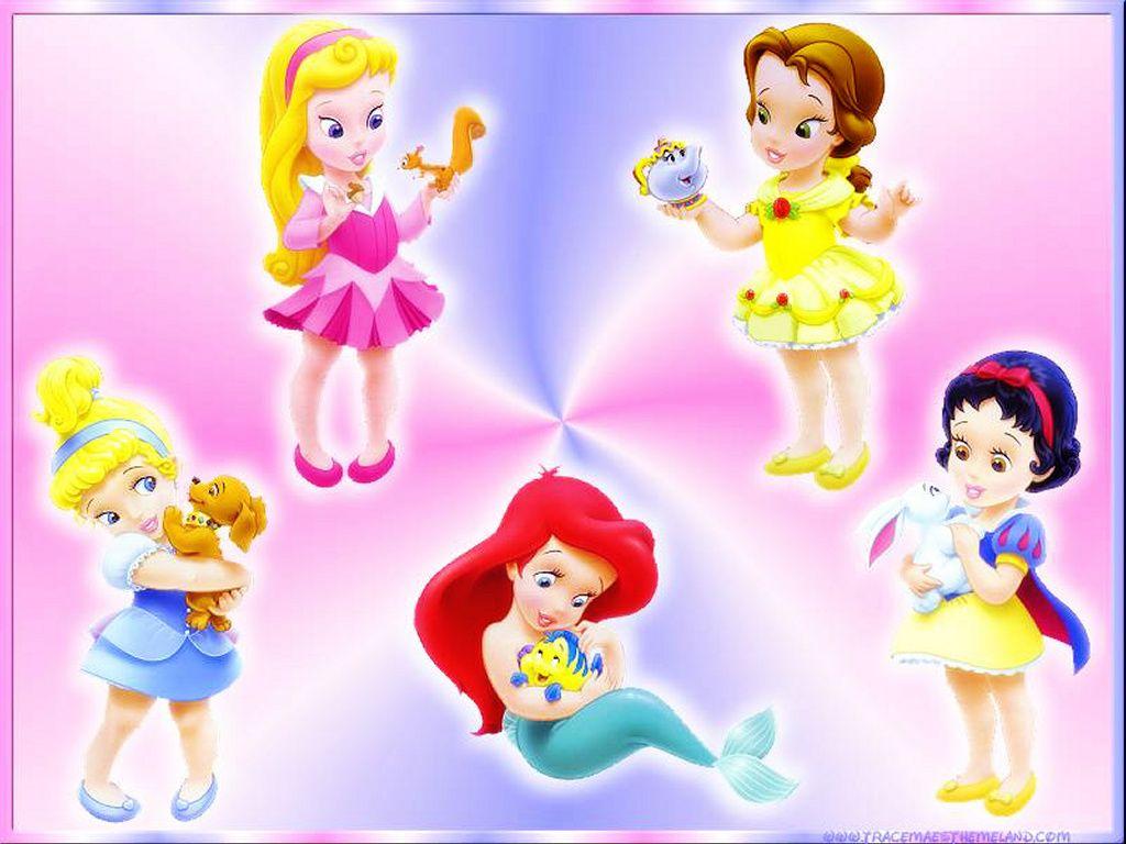Princes as disney princess