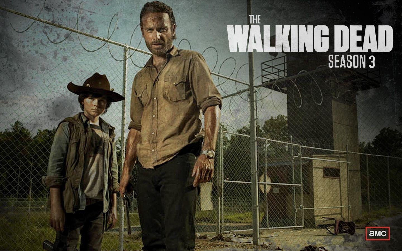 The walking dead S03E16
